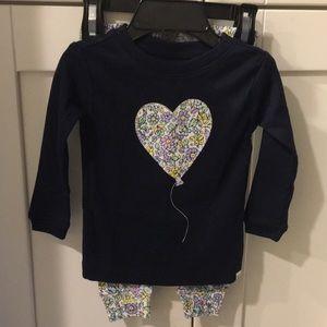 Baby Gap Pajama Set for Baby Girl